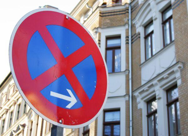 Halteverbot Berlin Antrag